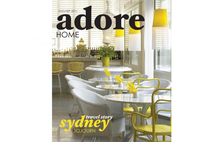Caitlin Wilson Design Adore Magazine