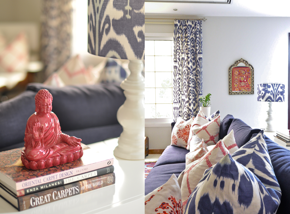 caitlin wilson design living room details