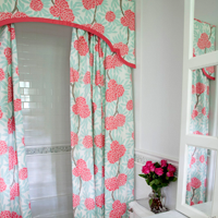 caitlin wilson textiles mint fleur