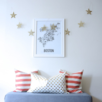 caitlin wilson textiles gold dot