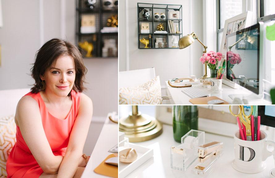 Caitlin Wilson Textiles Gold