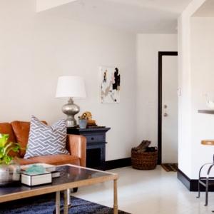 Orange County Living Room