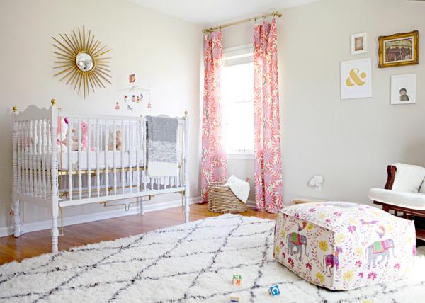 Caitlin Wilson Design caitlin wilson | berry fleur chinoise in ava's nursery