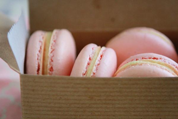 Pink Lemonade Macarons 3
