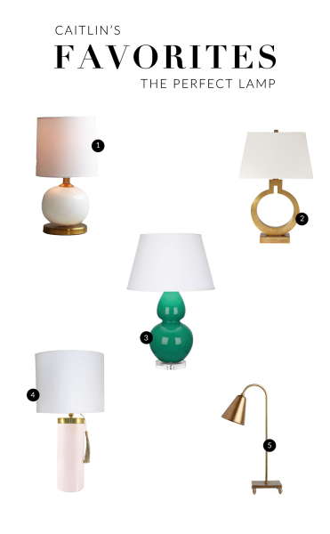 Caitlin's Favorites - LAMPS-2