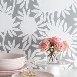 How To: The Best Rooms for Wallpaper