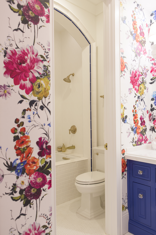 Caitlin Wilson Street Of Dreams Project Pink Bedroom Reveal