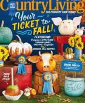 Country Living October 2018