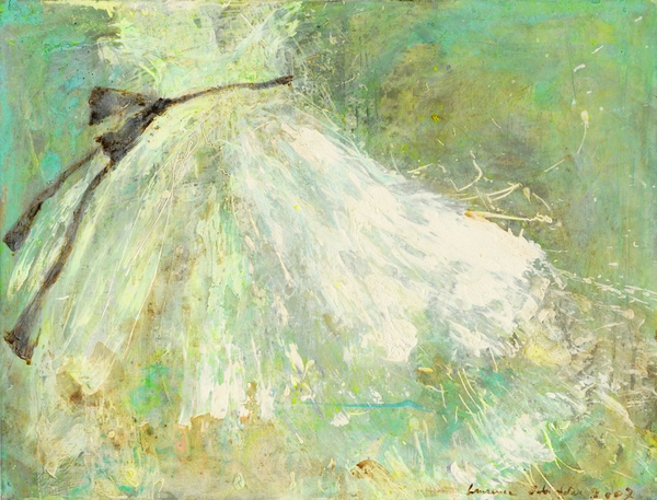 Caitlin wilson tutu paintings by laurence amelie for Peinture shabby chic