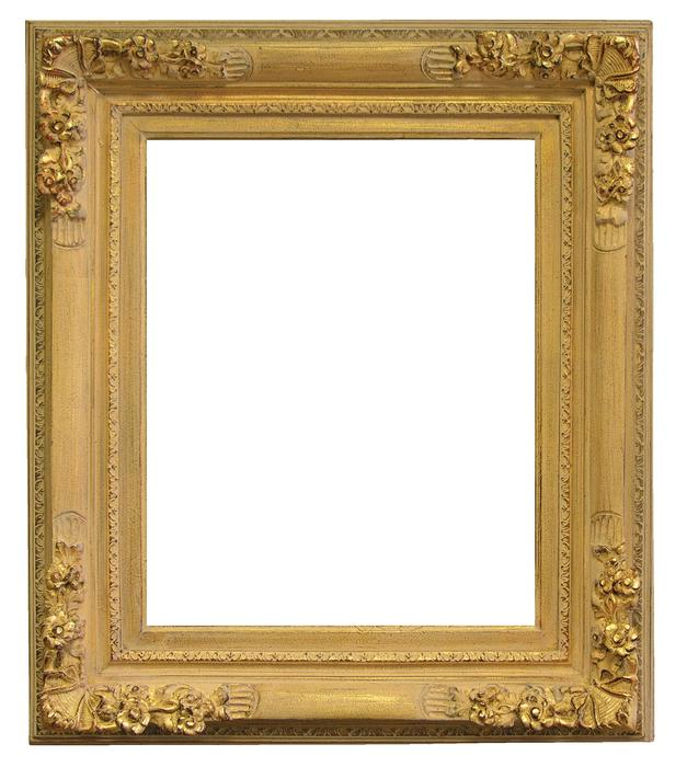 Caitlin Wilson | Wall Workshop #2: All Gold Frames
