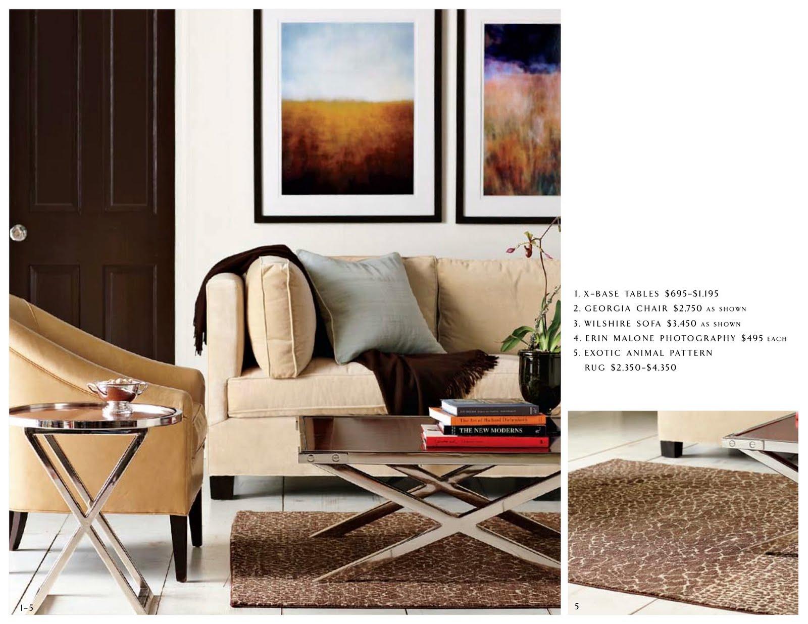 caitlin wilson | x-base coffee table!