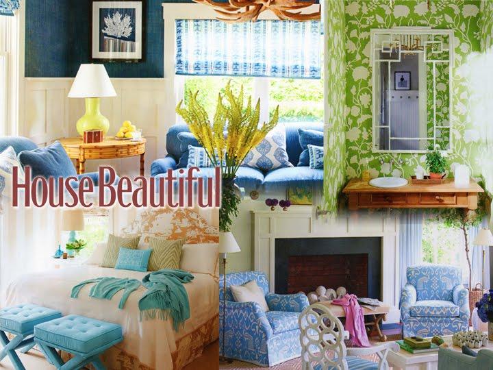 caitlin wilson | quadrille in house beautiful